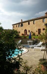 Villa La Torricella - Private apt - Monte San Savino