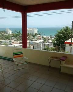 Casa placer Irma, Bucerias Nayarit, 4 rec, terraza - House