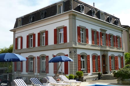 Hôtel Garni Villa Carmen - La Neuveville