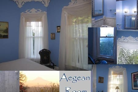 Bellaterra B&B Aegean Room - Portland - Bed & Breakfast