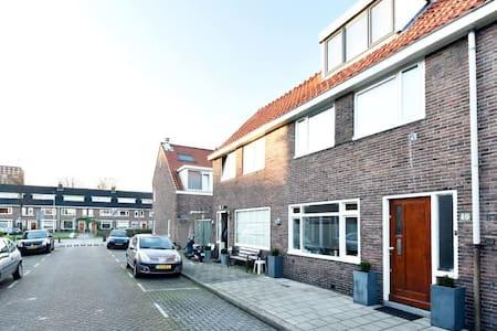 Modern swing 1930 house with all comforts&garden - Utrecht