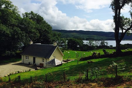 Crosple Cottage - Luxury highland living - Kilmelford - Дом