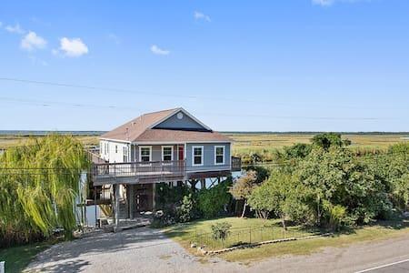 'Pelican Cove' 2BR Slidell Home - Slidell - Ház