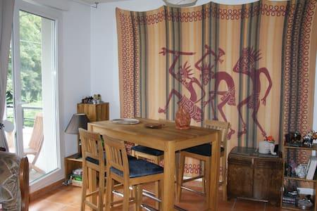 Appartement - copro 64m² - Au pays des éléphants - Metz