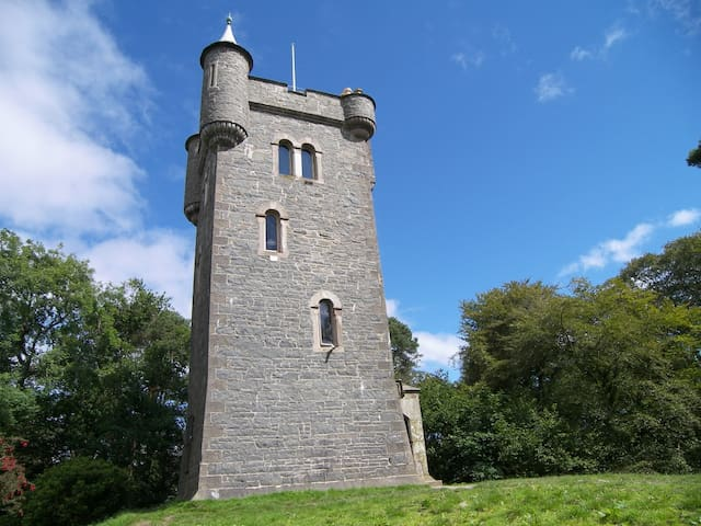 Helen's Tower - Castle