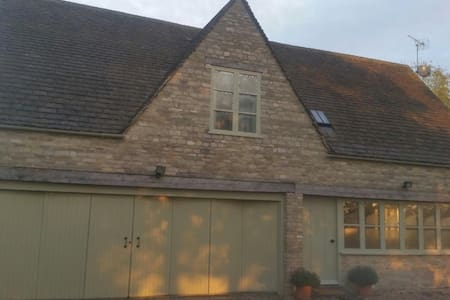 2 Storey Holiday Cottage in Tetbury, Cotwolds - Tetbury - Pensione