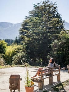 Casa grande: buena vista y céntrica - Villa La Angostura - Cabin