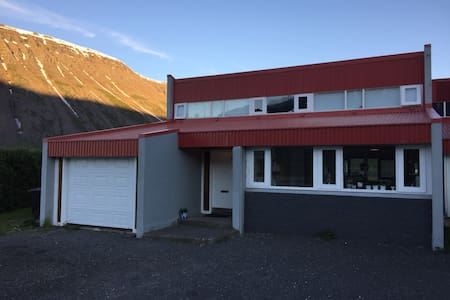 A spacious townhouse in the fjord. - Townhouse