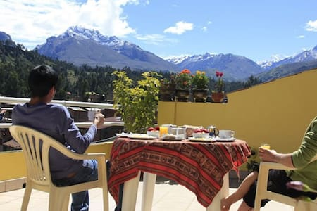 Hotel and Accomoddation in Huaraz - Lejlighed