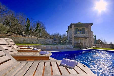 Villa Lea & Tea with swimming pool - Talo