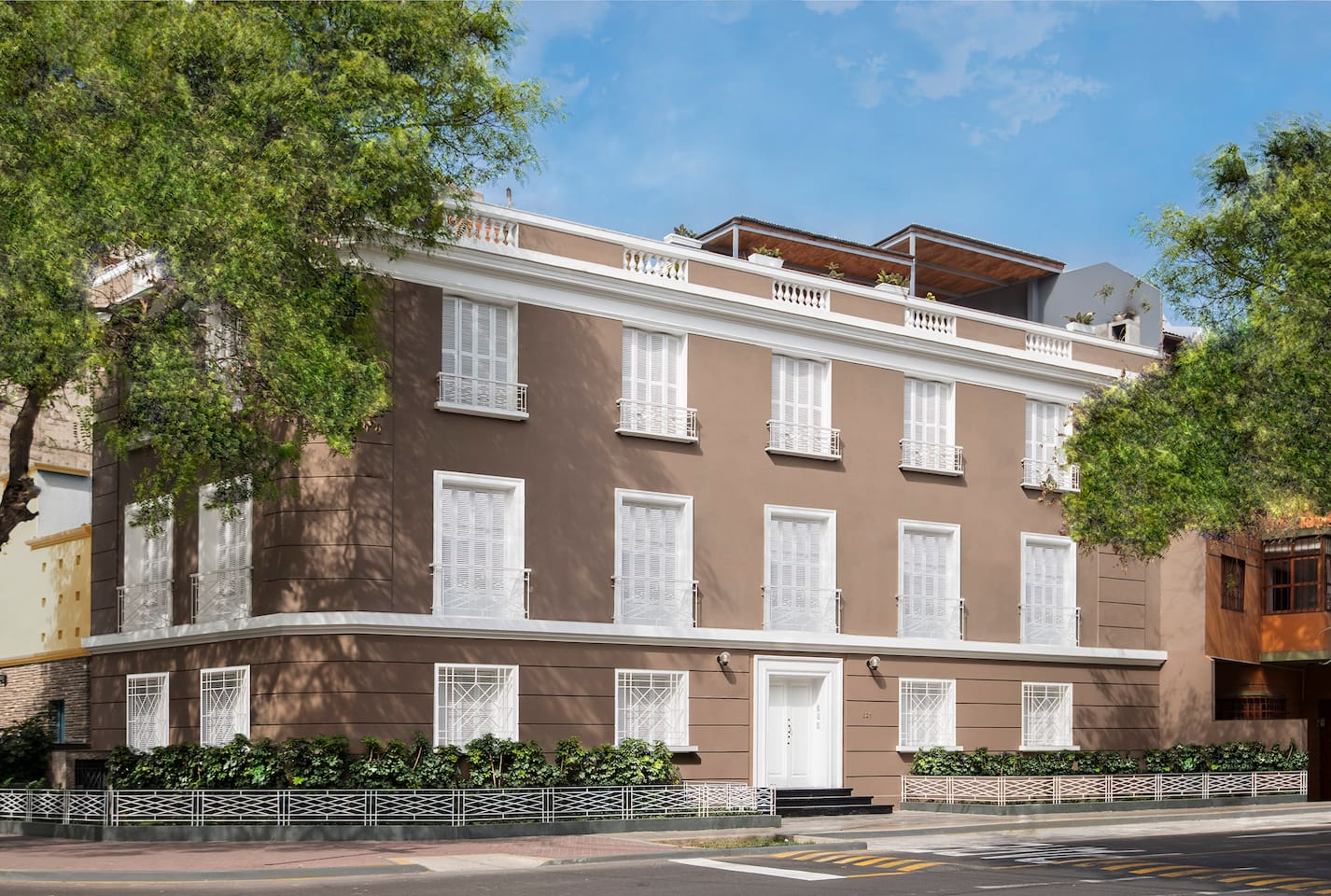 Manor House Lima - Apartment 3