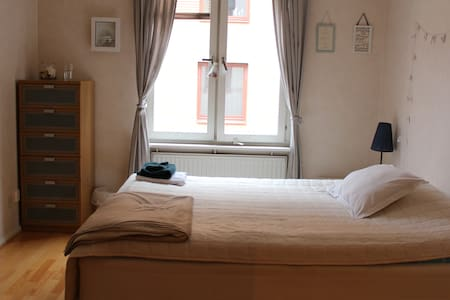 Room in cosy Haga, Old Town. - Gothenburg - Apartment