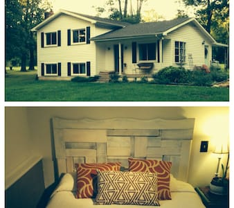 Private Guest Suite (see pics!) - Christiana - House