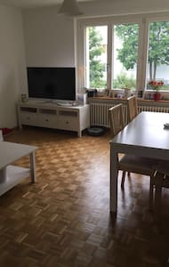 Sunny 3-room apartment - Muttenz - Apartment