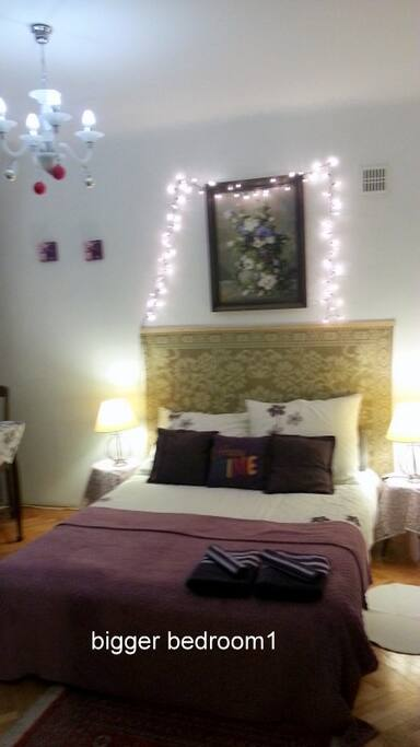Cute clean comfy flat  at Old Town