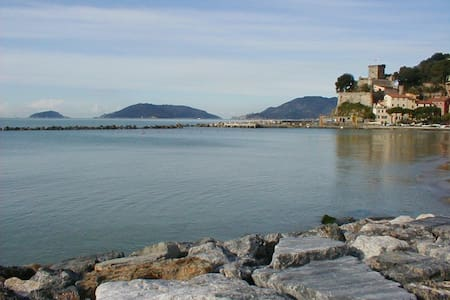 A cosy b & b in San Terenzo -Lerici - Lerici - Bed & Breakfast