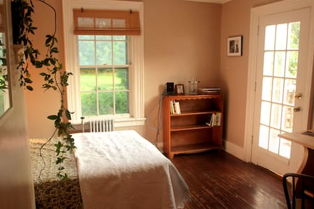1st Floor Guestroom on Small Farm
