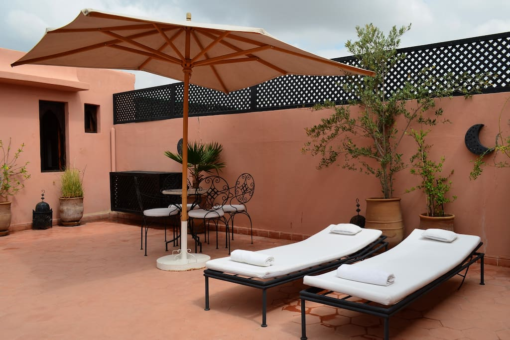 Affordable luxury in Marrakech