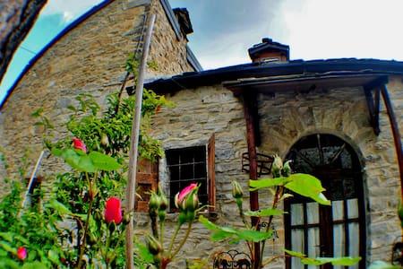 BARBUGLI- Cottage degli Elfi - Bettola - Rumah