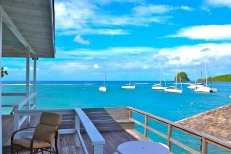 Luxury Dock Cottage - Grenadines - Villa
