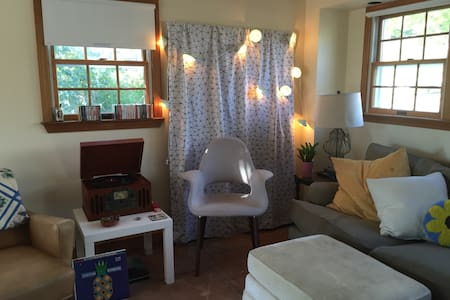 Cozy Cape on the South Shore - Hull - Casa