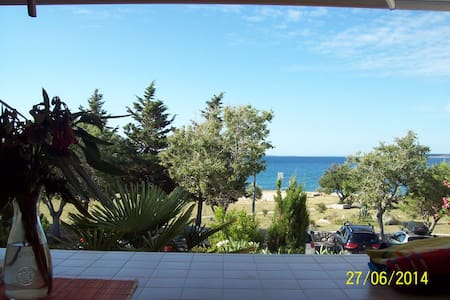 Apartment just 50 m from the beach - Gajac