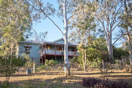 """The Bunyas"" - Rural house 40min ex Brisbane's CBD - Anstead"