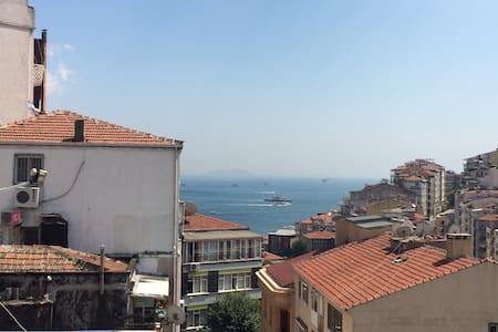 Bosphorus View Private Appartment