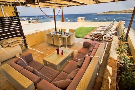 Sea Front Villa  - San Pawl il-Baħar - 別荘