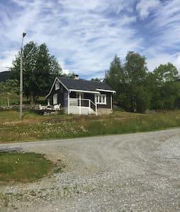 """""""Litjestua"""", Kavli, Isfjorden. - Cottage"""