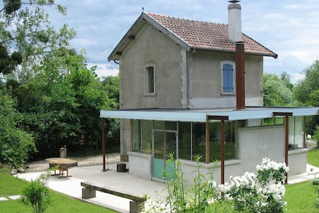 trackman's cottage, Meuse, France - Gercourt-et-Drillancourt