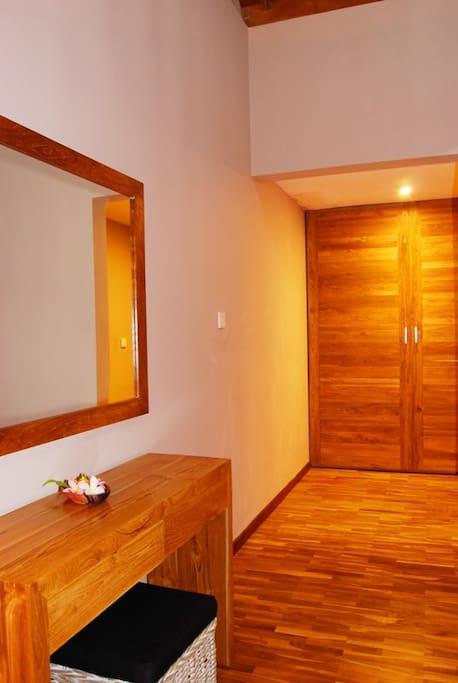 Villa Mila Bedroom 1 view 2