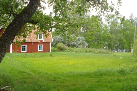 Swedish Red Cottage Late 18th Cent. - Gnesta