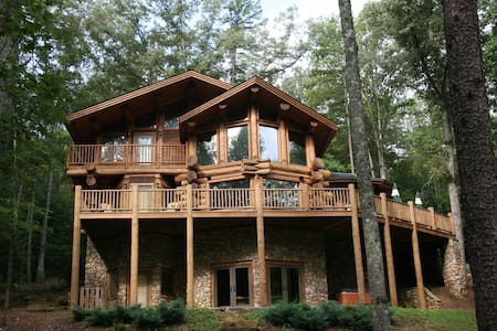 Toccoa Riverfront - Book by Bedroom