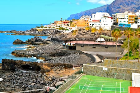 Two-room Apartment with Sea View - Santiago del Teide - Apartment