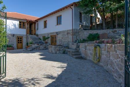 Casa Luna - sunny farmhouse in green valley - Troporiz - Casa