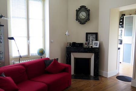 Lovely apartment in the city center - Nevers
