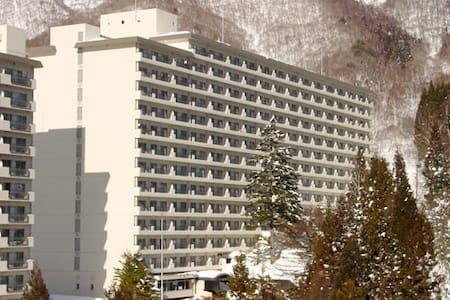 Seibu Villa NAEBA(1LDK Condo) - 南魚沼郡湯沢町三国 - Appartement