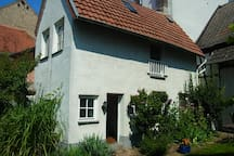 Romantic farmhouse, (Bauernhaus)