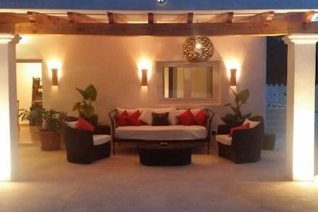 Preciosa villa cerca de la playa - Platja es Figueral - House