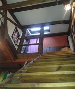 centrico, comodo y bucolico Duplex - Wohnung