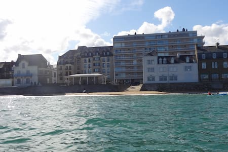 PLAGE DU SILLON, T2, Parking, Wifi - Apartment