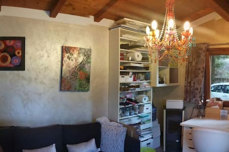 Country cottage - Roma - Loft