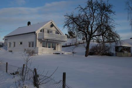 Winterwonderland or summer paradise? - Sande - House