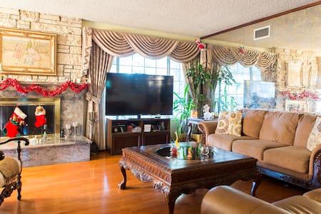 Relaxing Stay in the Heart of LA! - Granada Hills - Ház