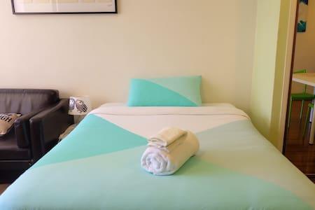 ✈Convenient & Newly Designed City living - Studio - Sydney - Appartamento