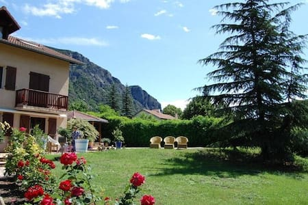 Flat renting in French alps - Huoneisto