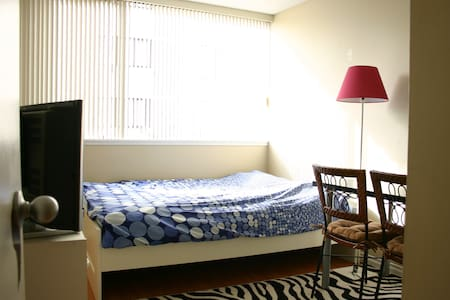 Vancouver Downtown Bedroom for 2! - Vancouver - Apartment