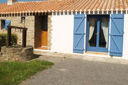 La Bouinette, longère maraîchine - House