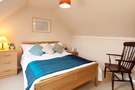 A double room with breakfast - Bed & Breakfast